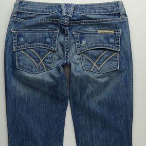 William Rast Belle Flare Jeans Women's 24 A431J